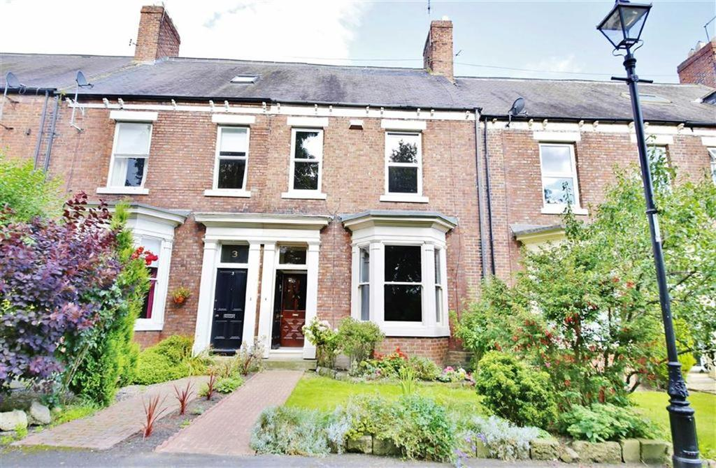 4 Bedrooms Terraced House for sale in Brookside Gardens, Ashbrooke, Sunderland, SR2