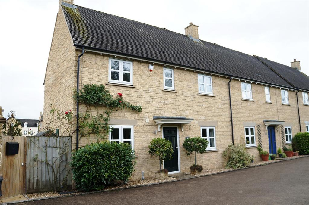 3 Bedrooms End Of Terrace House for sale in Birch Grove, Witney