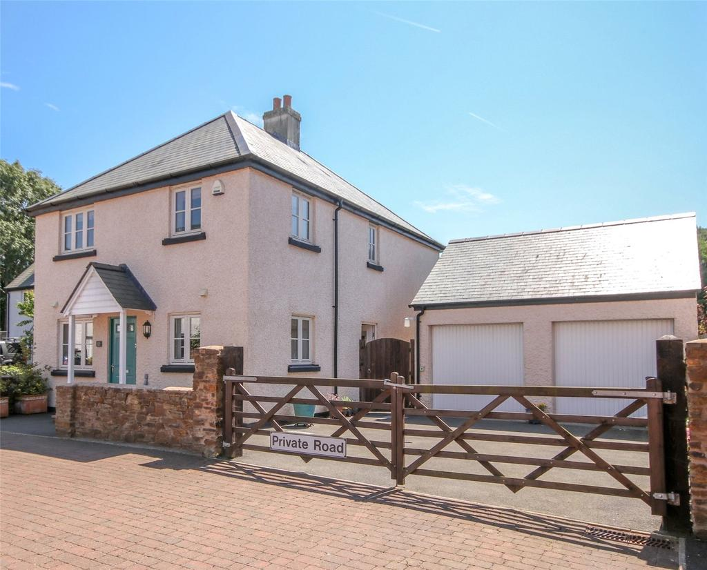 4 Bedrooms Detached House for sale in Helmers Way, Chillington, Kingsbridge, Devon, TQ7