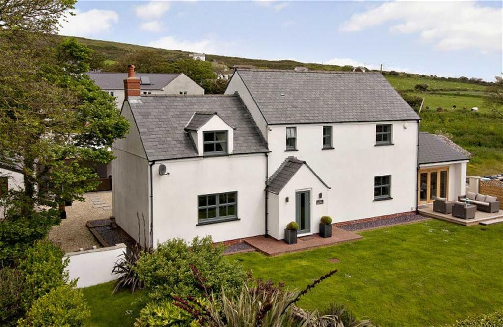 5 Bedrooms Detached House for sale in Middleton, Swansea, Swansea