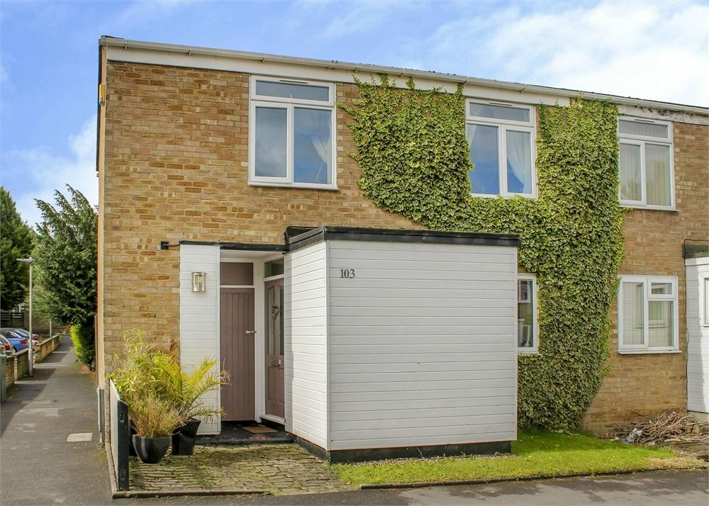 3 Bedrooms End Of Terrace House for sale in Ringwood, Bracknell, Berkshire
