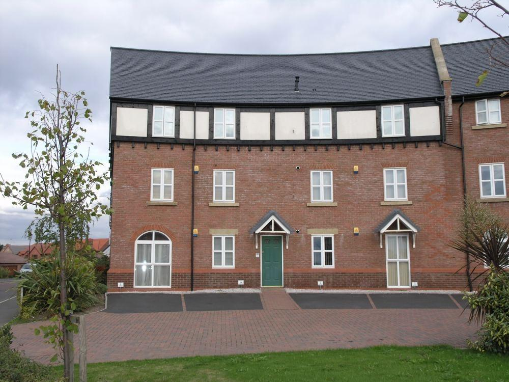 2 Bedrooms Flat for sale in Cronton Farm Court, WIDNES, Cheshire