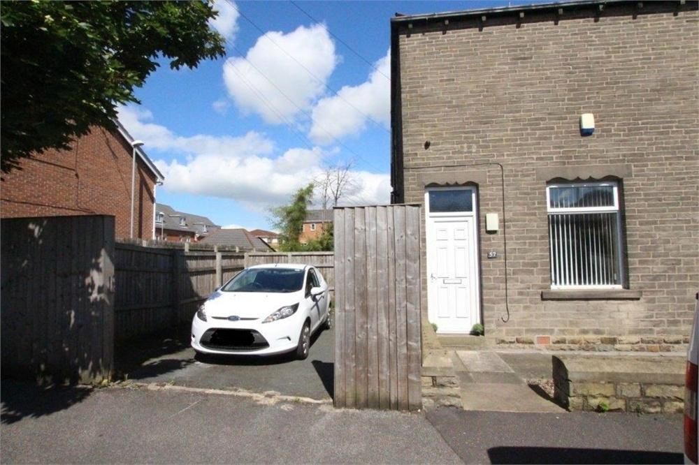 1 Bedroom End Of Terrace House for sale in Pyenot Hall Lane, CLECKHEATON, West Yorkshire