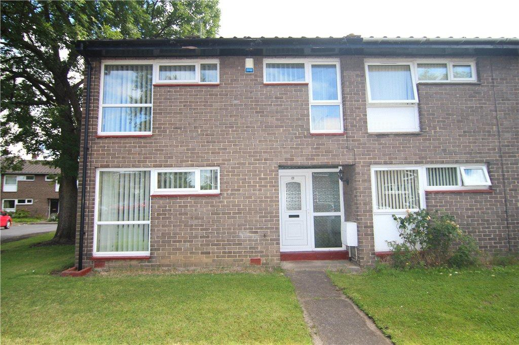 3 Bedrooms End Of Terrace House for sale in Edge Court, Gilesgate, DH1