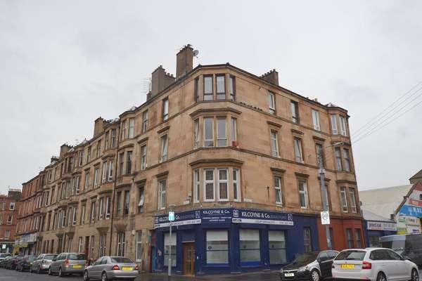 2 Bedrooms Flat for sale in 2/2, 272 Allison Street, Govanhill, Glasgow, G42 8HD