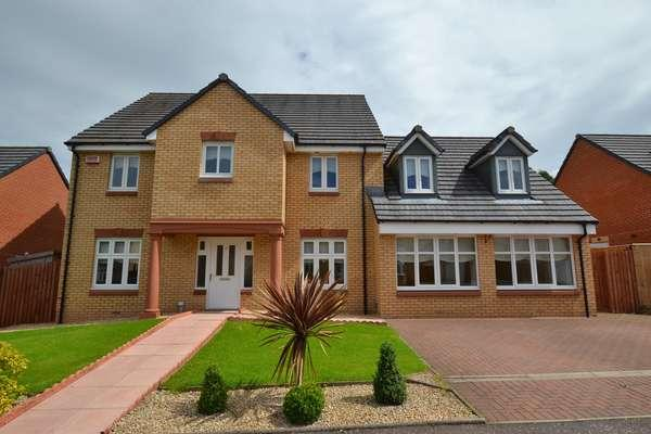 4 Bedrooms Detached House for sale in 15 Shearer Avenue, Ferniegair, Hamilton, ML3 7FX