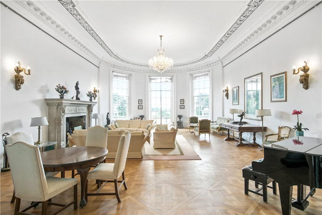 5 Bedrooms Flat for sale in The Mansion, Ottershaw Park, Chertsey, Surrey, KT16