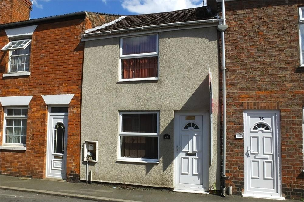 2 Bedrooms Terraced House for sale in James Street, Boston, Lincolnshire