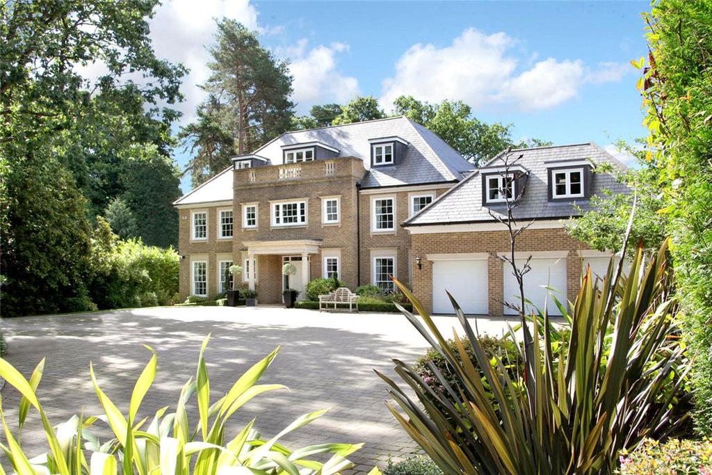 7 Bedrooms Detached House for sale in Friary Road, Ascot, Berkshire, SL5