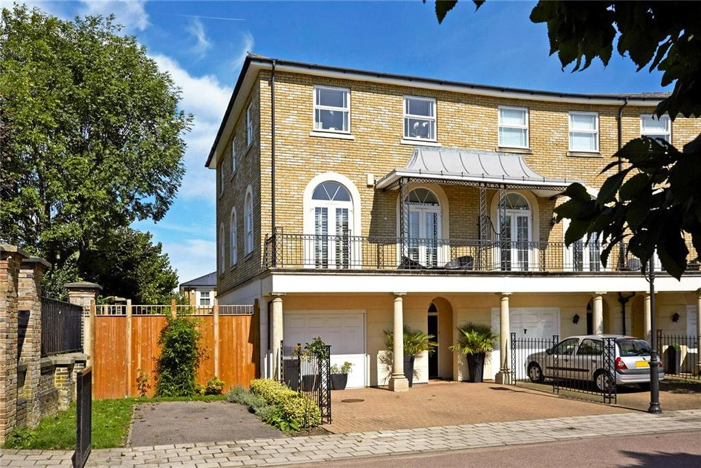5 Bedrooms Terraced House for sale in Savery Drive, Long Ditton, Surbiton, Surrey, KT6