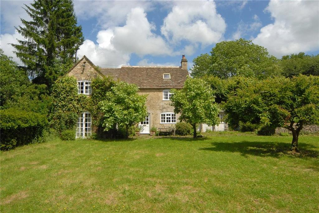 4 Bedrooms Detached House for sale in Daneway, Sapperton, Cirencester, Gloucestershire, GL7