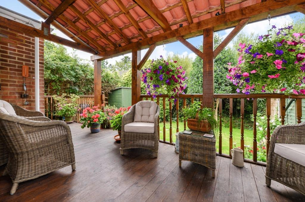 3 Bedrooms Link Detached House for sale in Nursery Close Hurstpierpoint BN6
