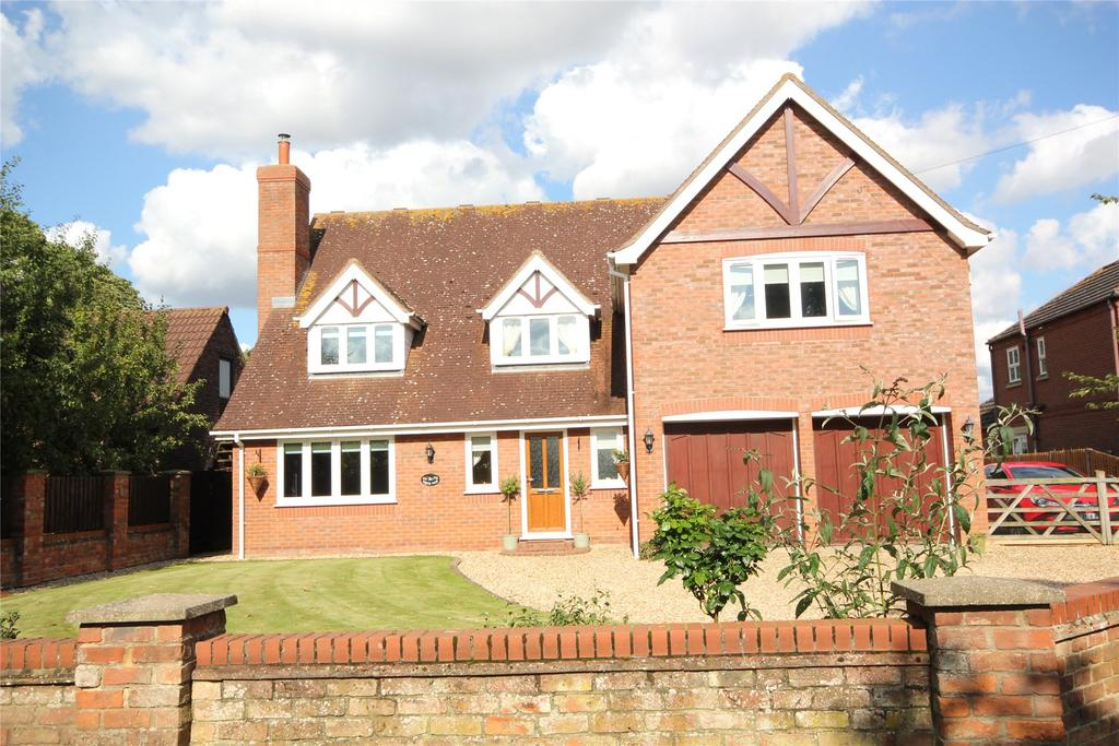 4 Bedrooms Detached House for sale in High Street, South Kyme, LN4