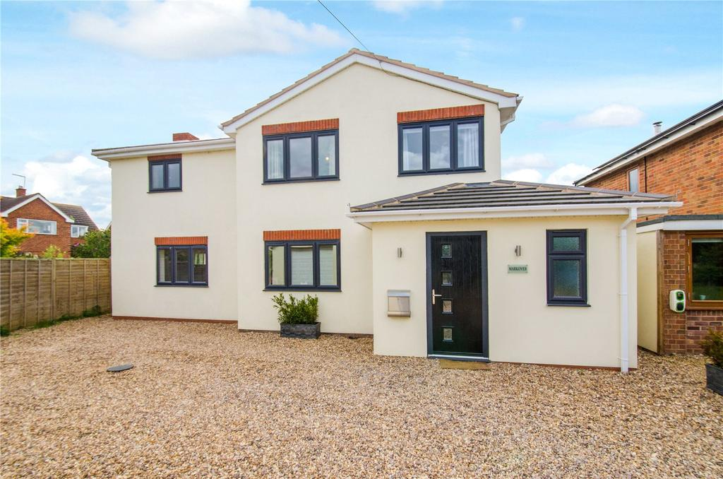 4 Bedrooms Detached House for sale in Lower Moor, Pershore