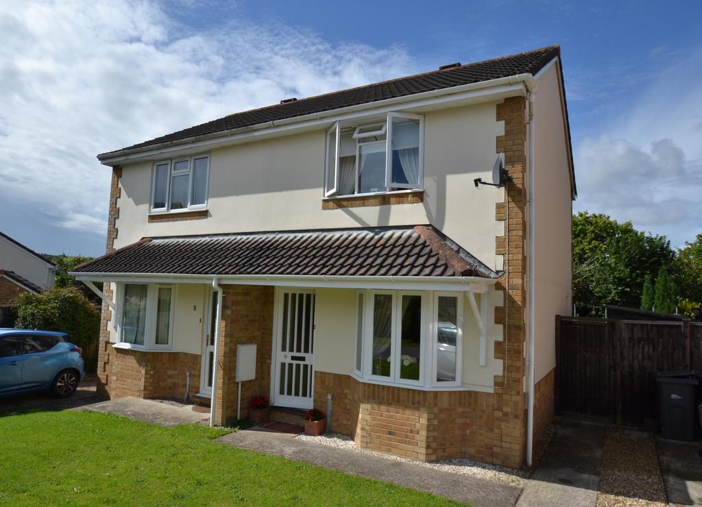 2 Bedrooms Semi Detached House for sale in Oakhill Rise, Roundswell
