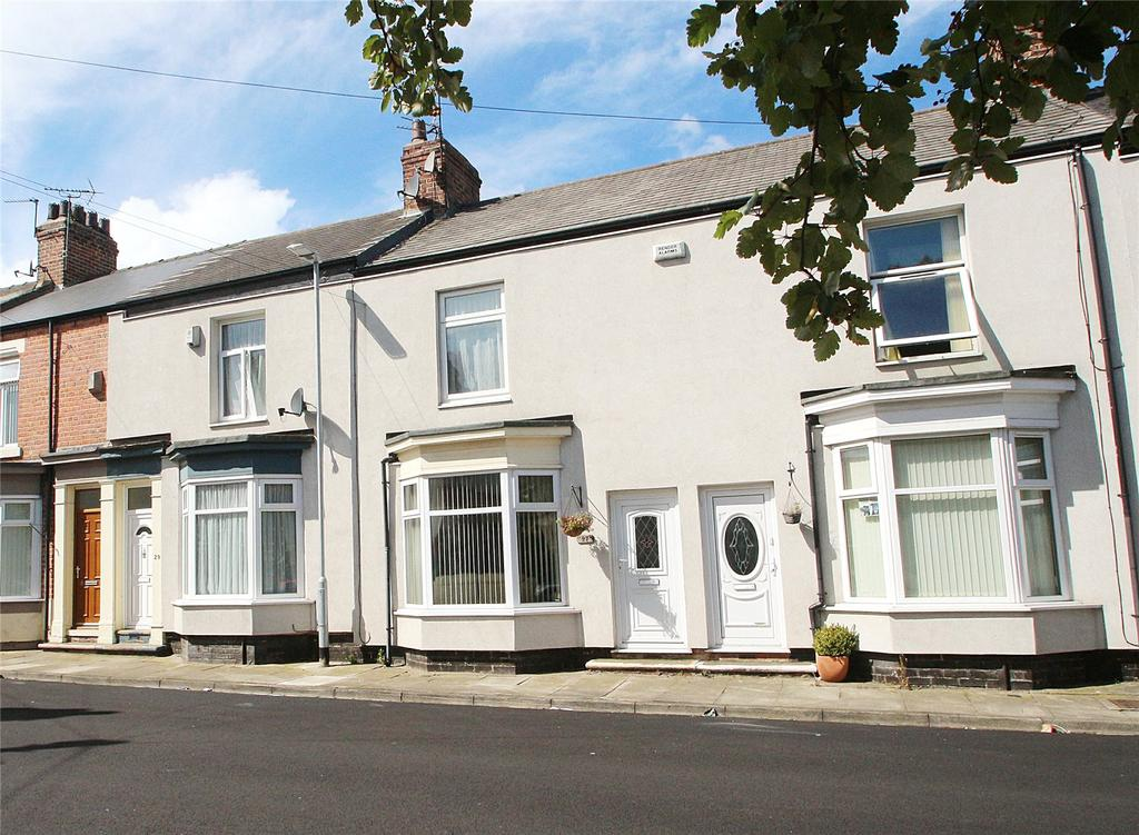 3 Bedrooms Terraced House for sale in Manfield Street, Stockton-on-Tees