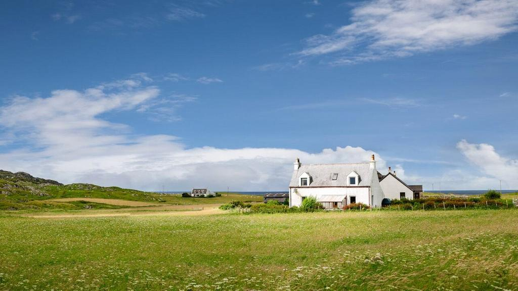 2 Bedrooms Detached House for sale in Lagnagiogan, Isle of Iona, Argyll and Bute, PA76