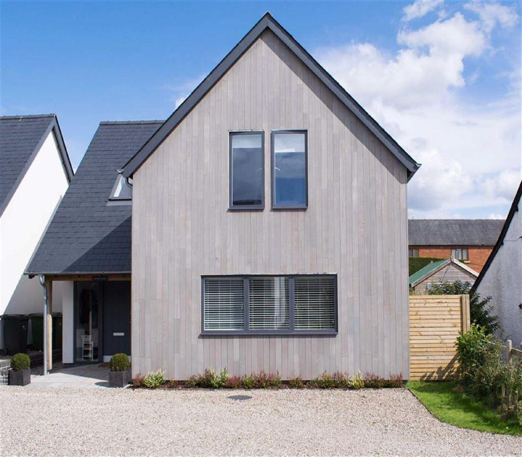 4 Bedrooms Detached House for sale in Weavers Orchard, STAUNTON ON WYE, Hereford