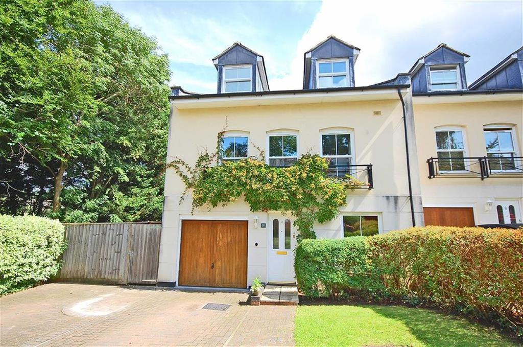 4 Bedrooms Town House for sale in Woodmeade Close, Charlton Kings, Cheltenham, GL52