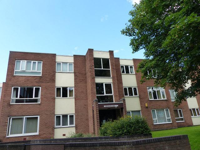 2 Bedrooms Flat for sale in Churchdown Court,Dunlin Close,Erdington