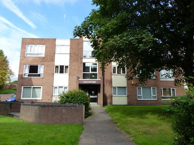 2 Bedrooms Flat for sale in Churchdown Court,Dunlin Close,Erdington