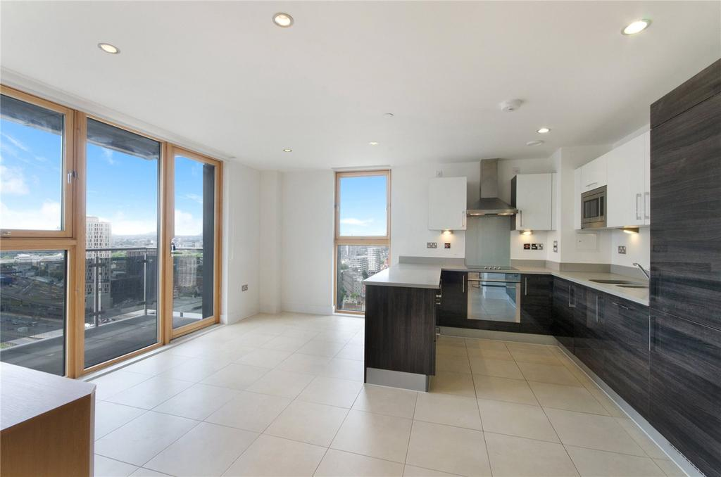 2 Bedrooms Apartment Flat for sale in Province Square, London, E14