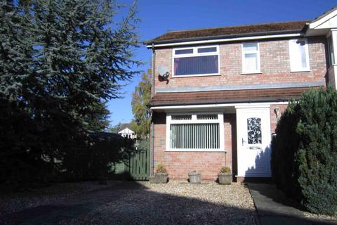 2 bedroom semi-detached house to rent - Railway Park Close, Lincoln, LN6 7AL