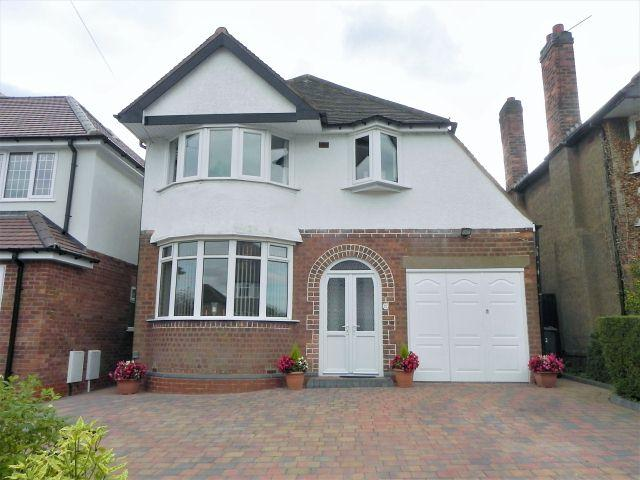3 Bedrooms Detached House for sale in Hemlingford Road,Walmley,Sutton Coldfield
