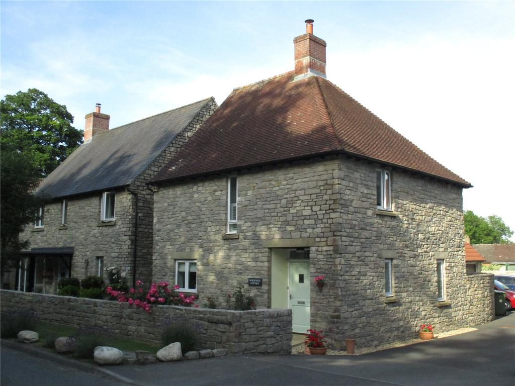 3 Bedrooms Detached House for sale in Horseshoe Cottage, Sutton Veny, Warminster