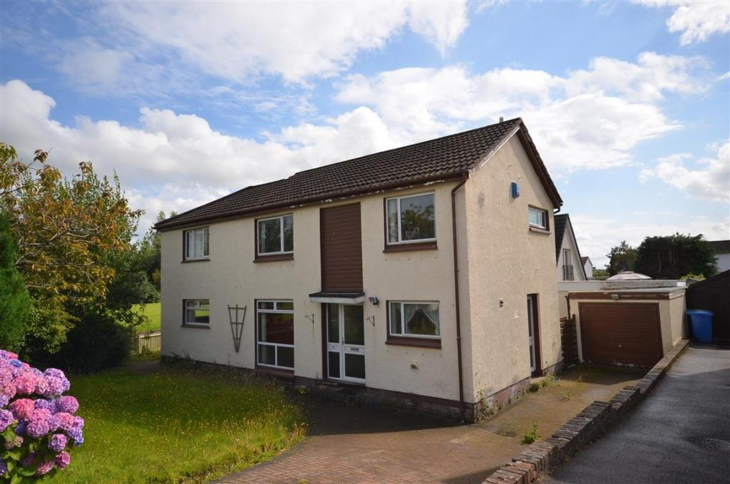 4 Bedrooms Detached Villa House for sale in 51 Cedar Road, Ayr, KA7 3PG