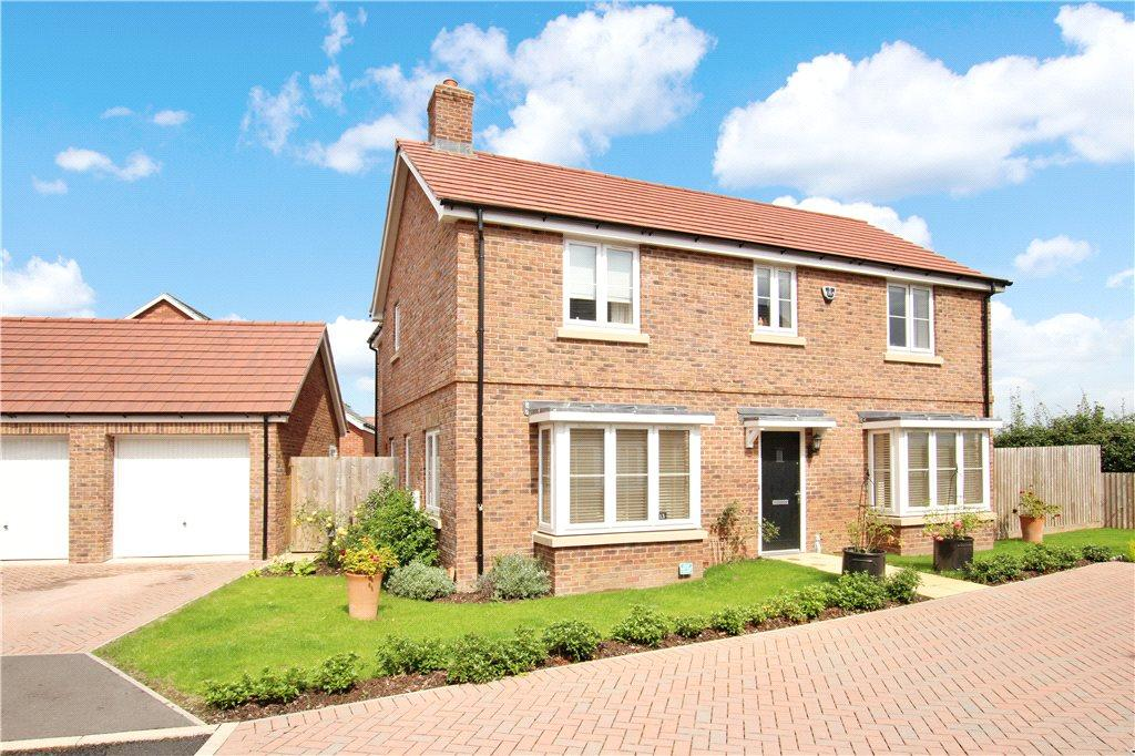 5 Bedrooms Detached House for sale in Callows Orchard, Rushwick, Worcester, Worcestershire, WR2