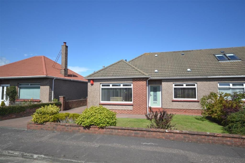 3 Bedrooms Semi Detached Bungalow for sale in 3 Weston Place, Prestwick, KA9 2ED
