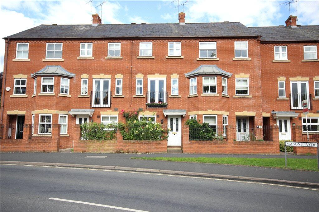 3 Bedrooms Terraced House for sale in Masons Ryde, Pershore, Worcestershire, WR10