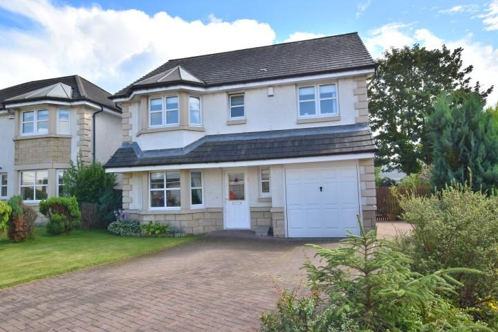 4 Bedrooms Detached House for sale in 5 Dominie Park, Balfron, G63 0NA