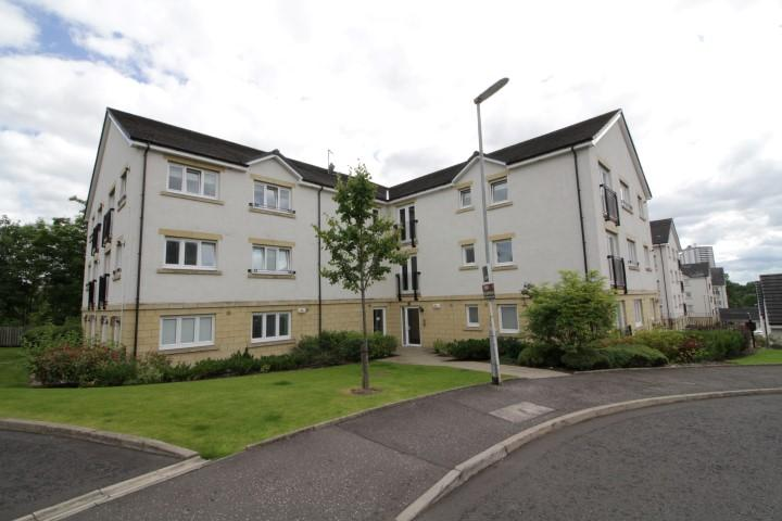 2 Bedrooms Flat for sale in 8 Kelvindale Court, Kelvindale, G12 0HA