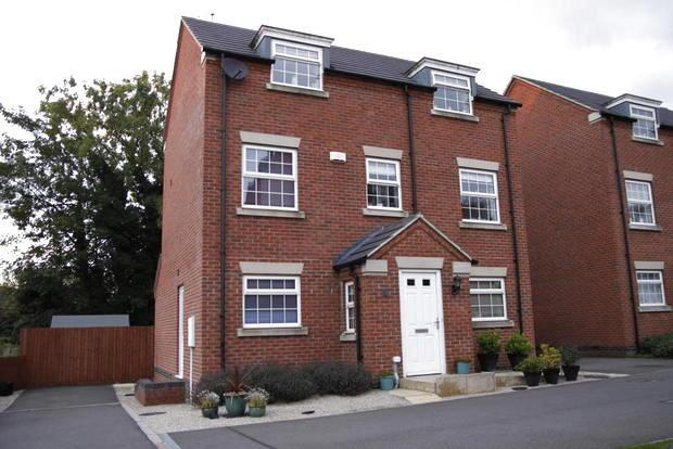 5 Bedrooms Detached House for sale in Shambles Close, Walcote, Lutterworth, LE17