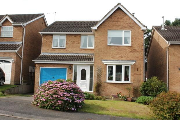 4 Bedrooms Detached House for sale in Pine Close, Rainworth, Mansfield, NG21
