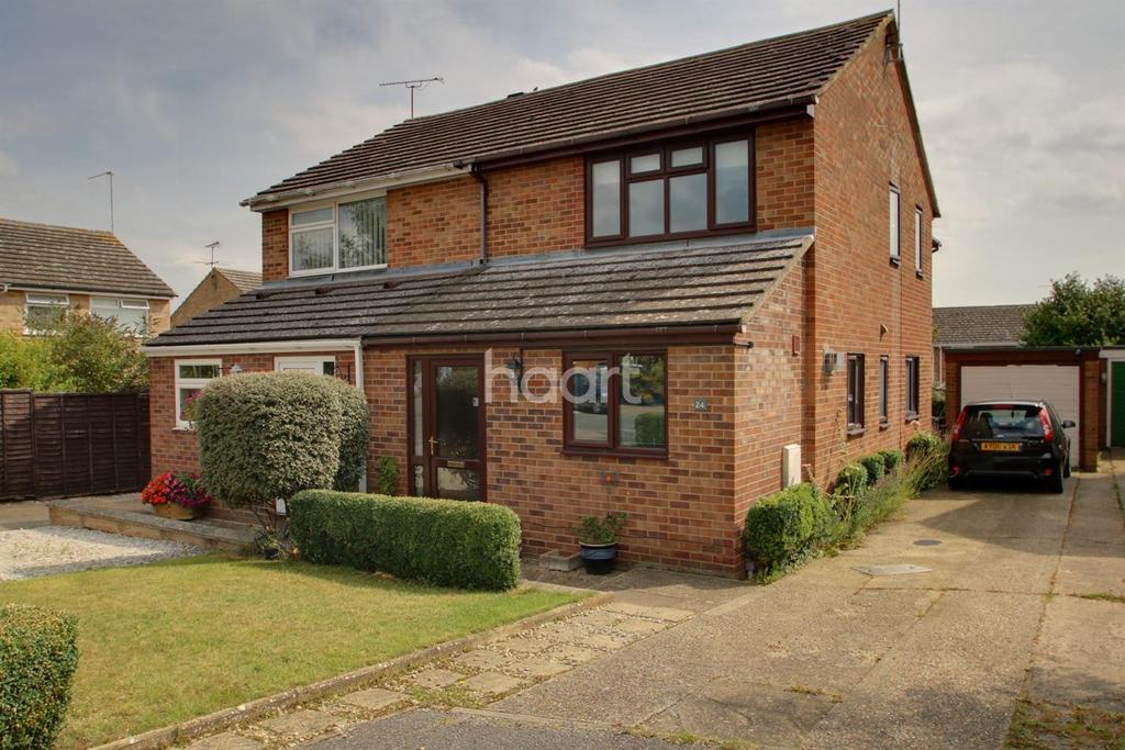 4 Bedrooms Semi Detached House for sale in Foxglove Avenue, Needham Market