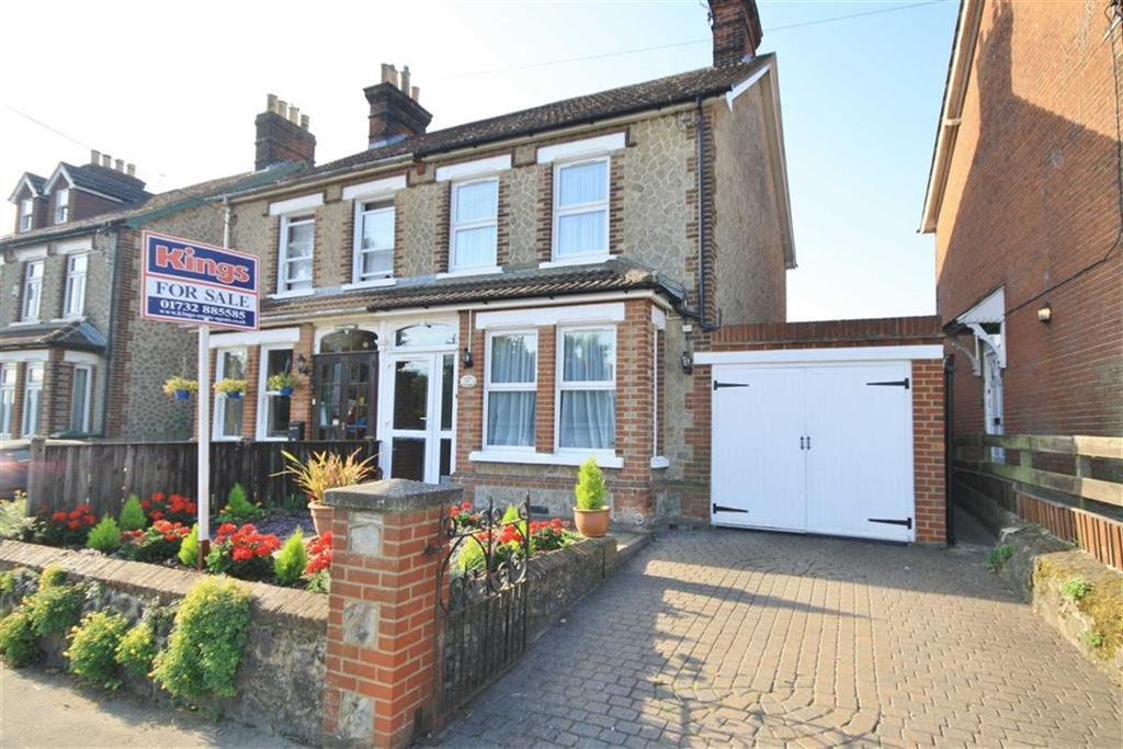 3 Bedrooms Semi Detached House for sale in West Malling, Kent