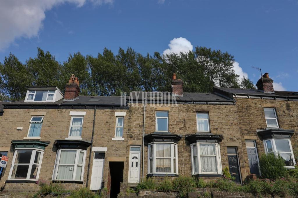 4 Bedrooms Terraced House for sale in Ecclesall Road, Sheffield