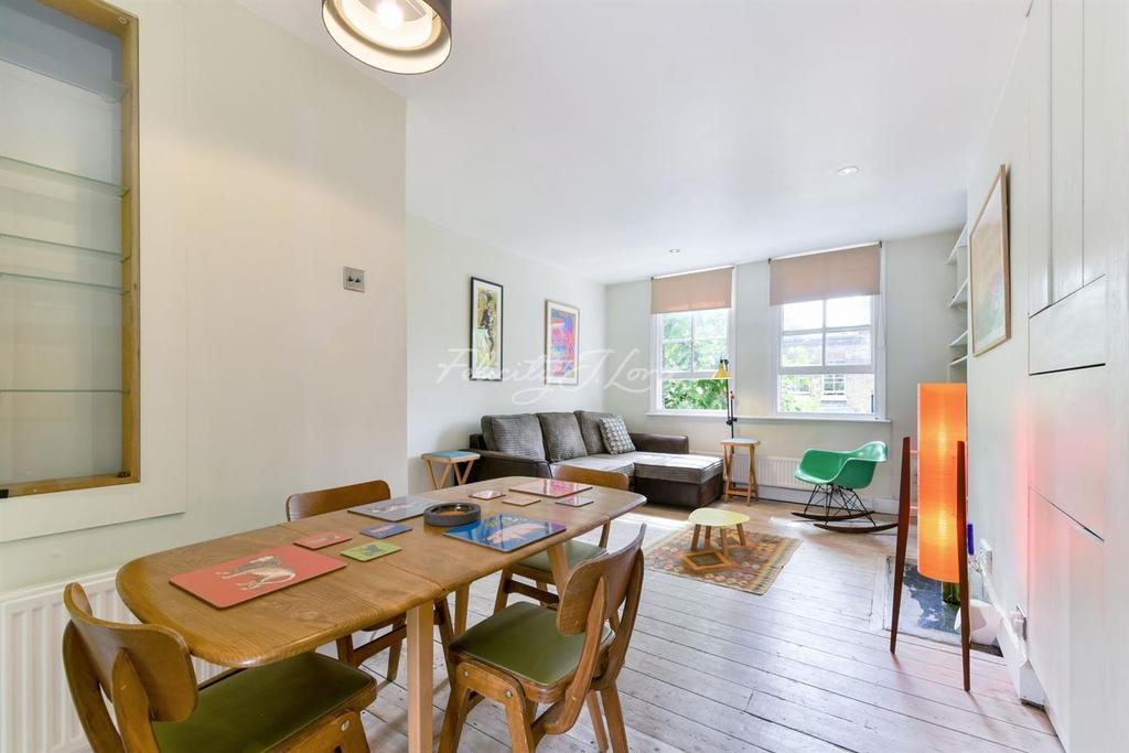 1 Bedroom Flat for sale in Haberdasher Street, Islington, N1