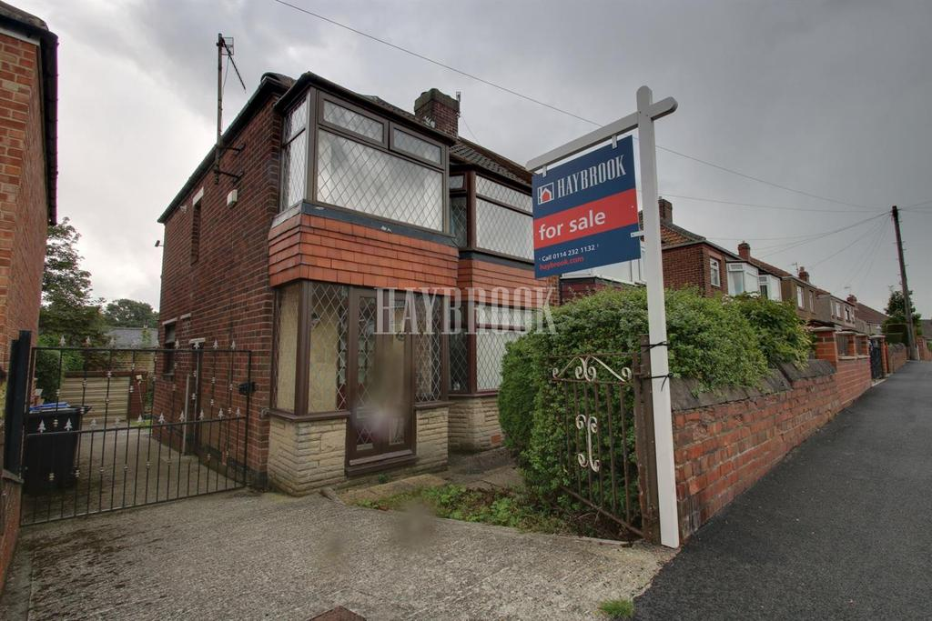3 Bedrooms Semi Detached House for sale in Lyminster Road, Wadsley Bridge