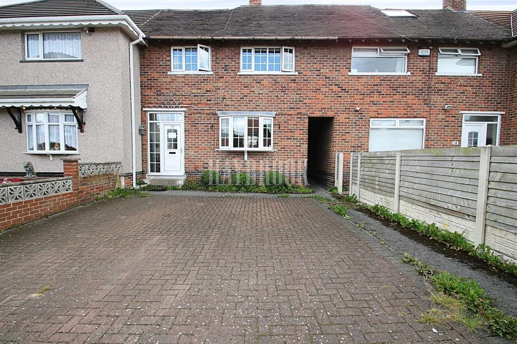 4 Bedrooms Terraced House for sale in Manor Park Drive, Manor Park, S2