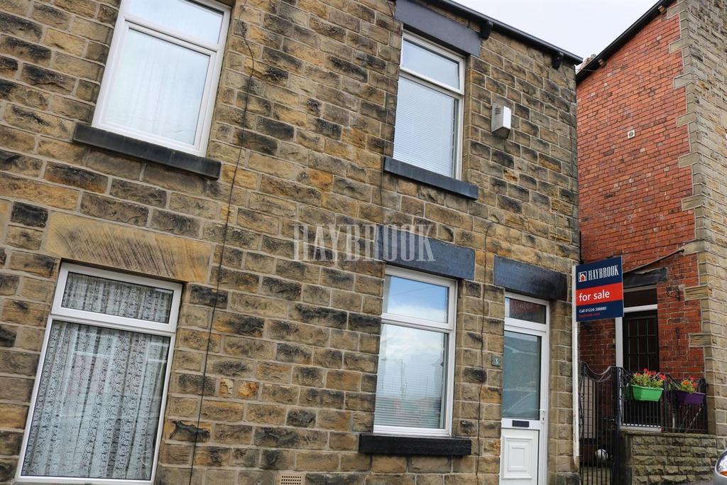 2 Bedrooms End Of Terrace House for sale in Locke Street, Barnsley