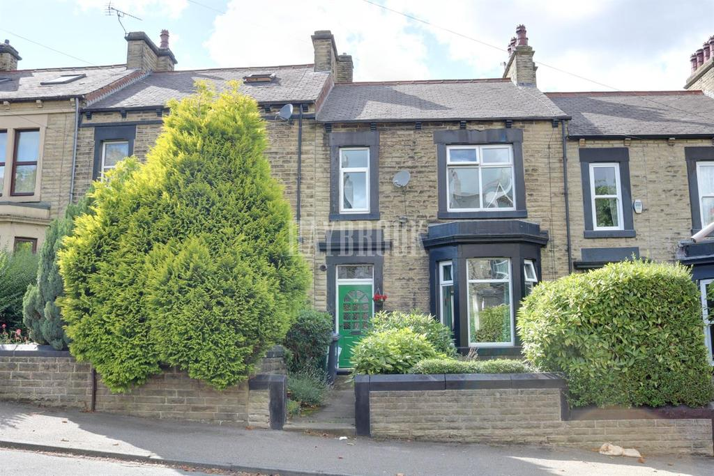 3 Bedrooms Terraced House for sale in Park Grove, Barnsley