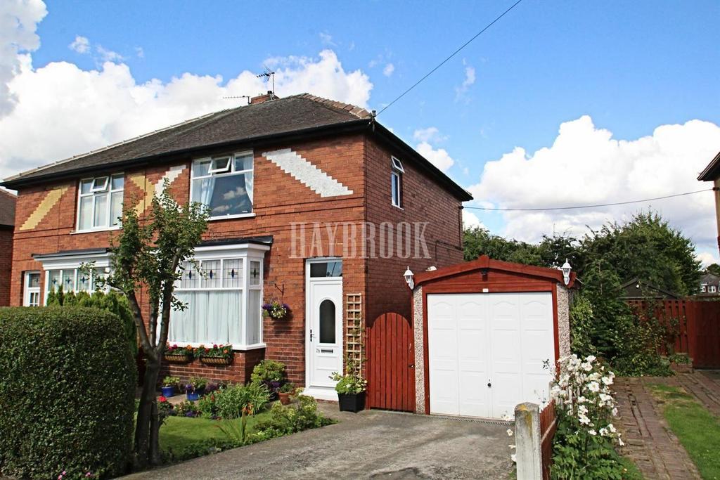 3 Bedrooms Semi Detached House for sale in Green Lane, Wickersley