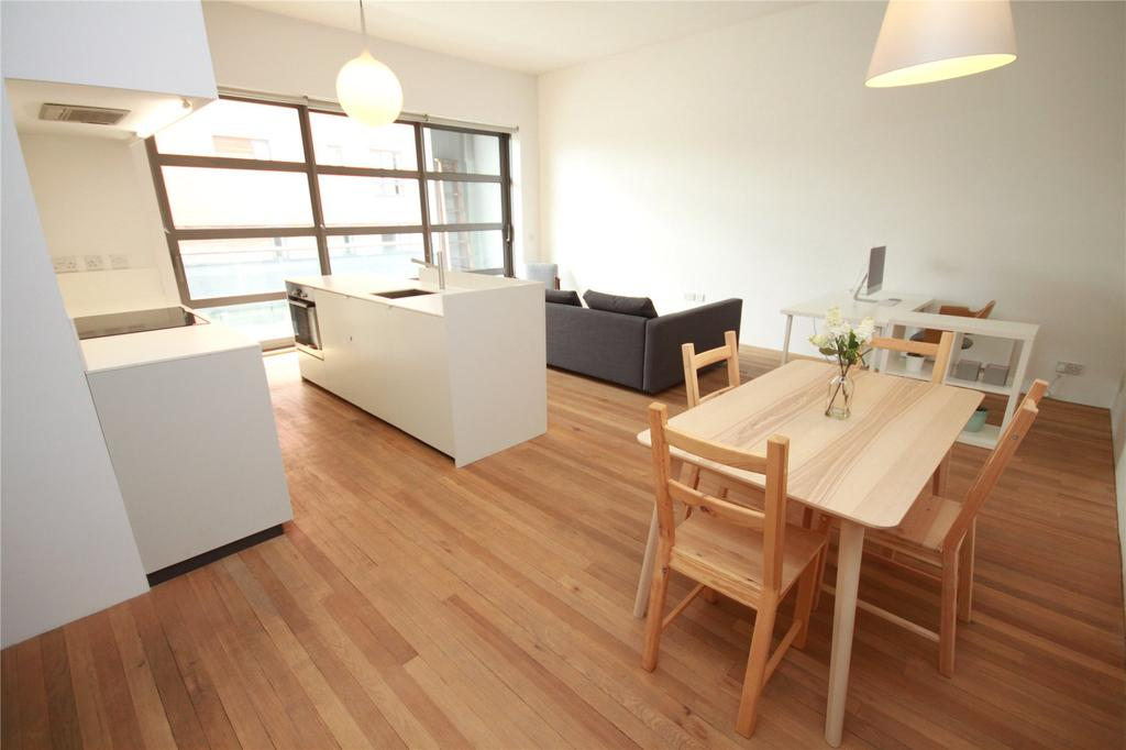 1 Bedroom Flat for sale in The Box Works, Worsley Street, Manchester, Greater Manchester, M15