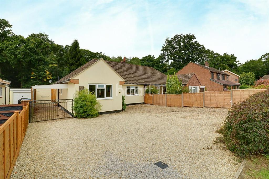 2 Bedrooms Bungalow for sale in Wentworth Avenue, Ascot