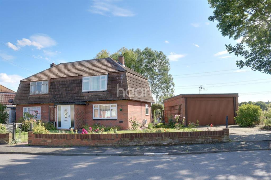 3 Bedrooms Semi Detached House for sale in Edinburgh Road, Isle of Grain, ME3
