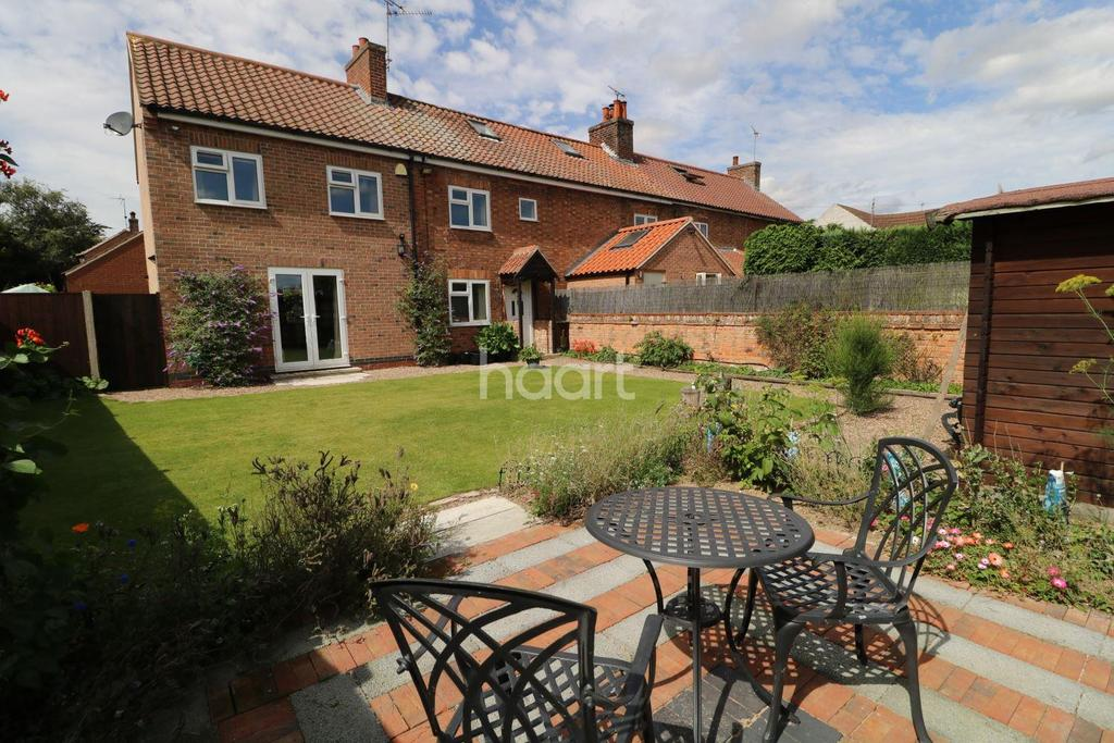 4 Bedrooms Cottage House for sale in High Street, Sutton On Trent